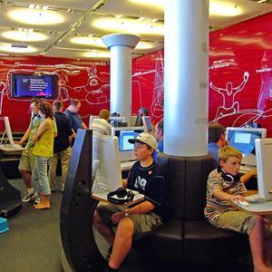 Интернет-кафе Анны