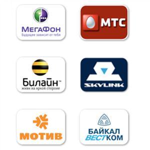 Операторы сотовой связи Анны