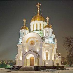 Религиозные учреждения Анны