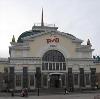 Железнодорожные вокзалы в Анне