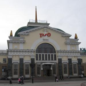 Железнодорожные вокзалы Анны